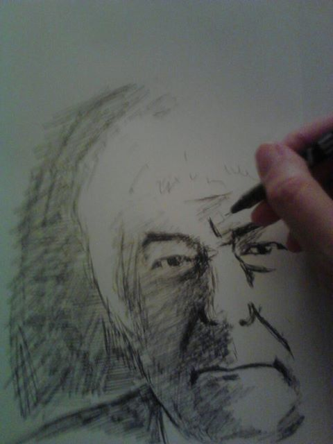 ...the late seamus heaney