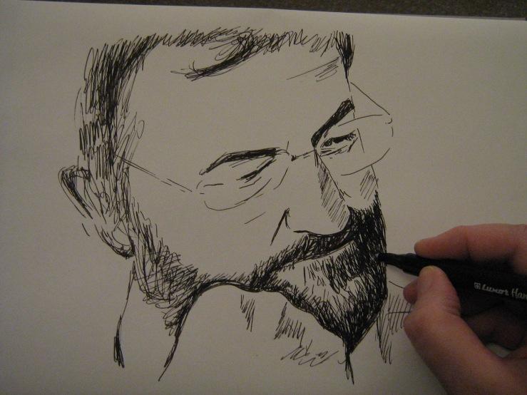 drawing john