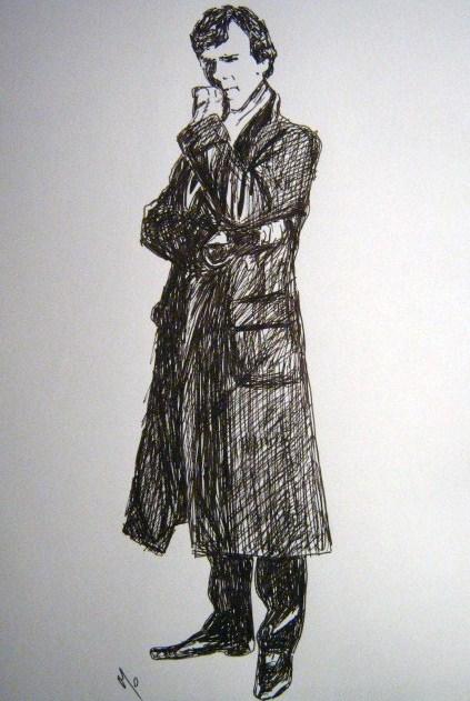 Sherlock for Sale!
