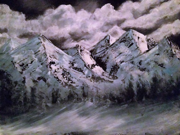2nd mountains